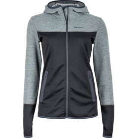 Marmot Sirona Hoody Women Black/Dark Steel